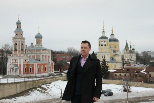 Алексей Серпухов